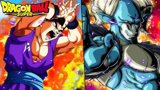 Dragon Ball Super Chapitre 58 : Scans, Date de sortie !
