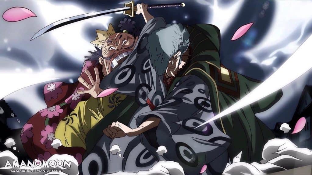 One Piece Chapitre 975 - Date de sortie, spoils