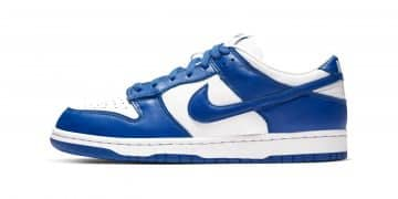 Nike revisite son modèle Dunk Low « Be True To Your School »