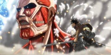 Shingeki No Kyojin / L'Attaque des Titans Chapitre 127 : Date de sortie