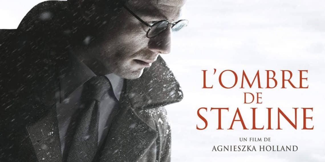 Agnieszka Holland et « L'ombre de Staline » au cinéma le 18 mars