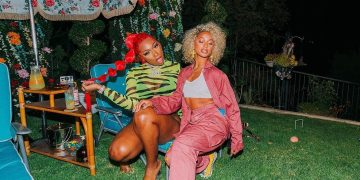 Megan Thee Stallion & DaniLeigh Buzz en lingerie Sexy Savage X Fenty