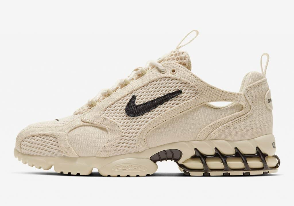 Où acheter la Stussy x Nike Zoom Spiridon Caged lors du prochain drop
