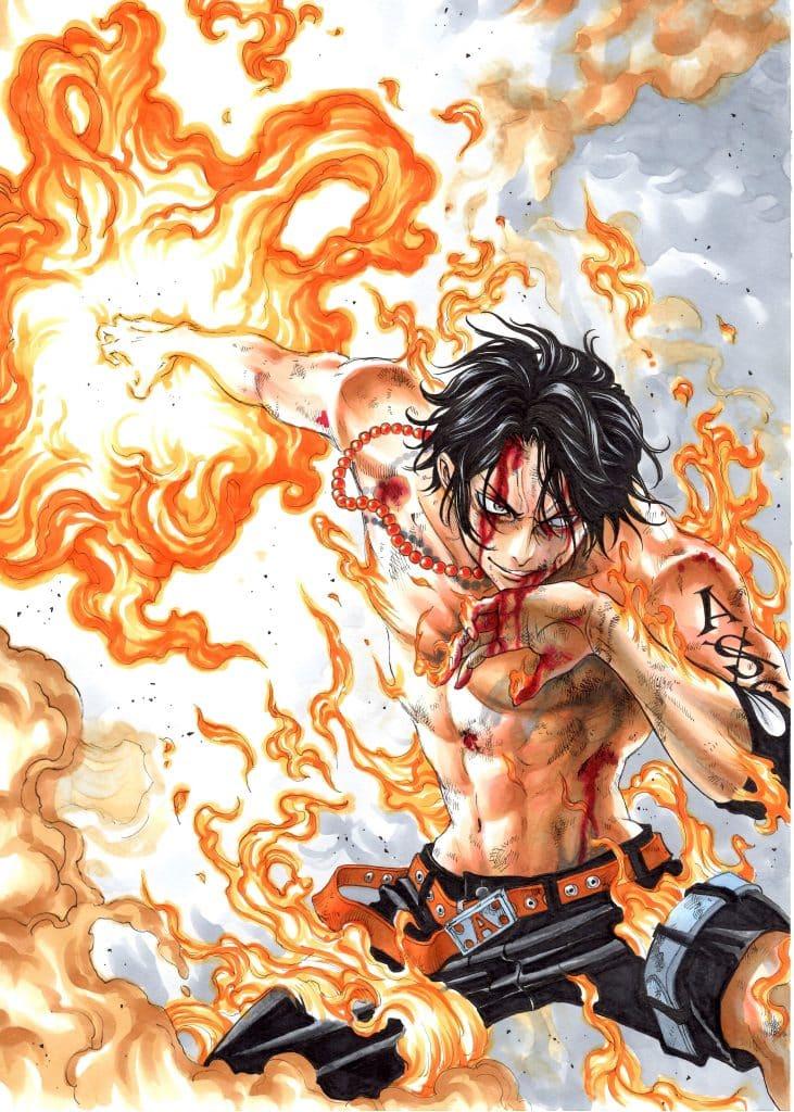 Boichi (Dr. Stone) illustrera le Spin-Off : One Piece : Ace's Story