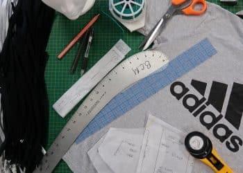Adidas et Unika se lancent dans la production de masques anti-Covid.19