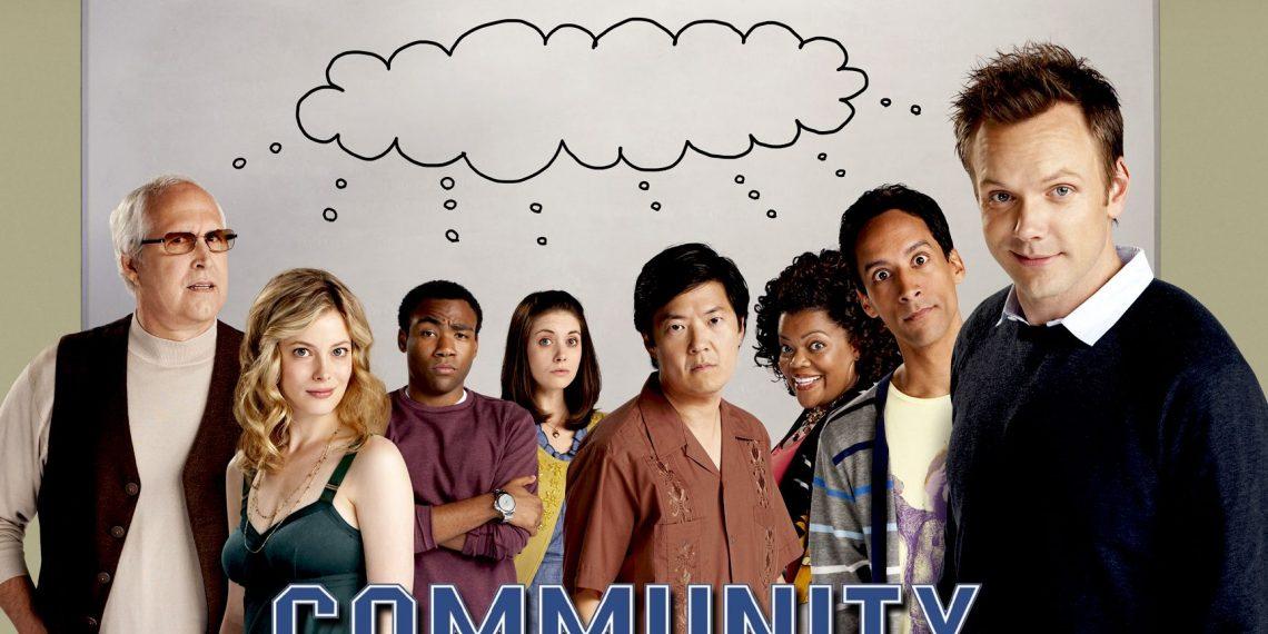 Un film Community bientôt sur Netflix ?
