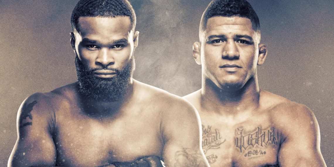 Comment regarder l'UFC Fight Night : Woodley vs Burns en streaming