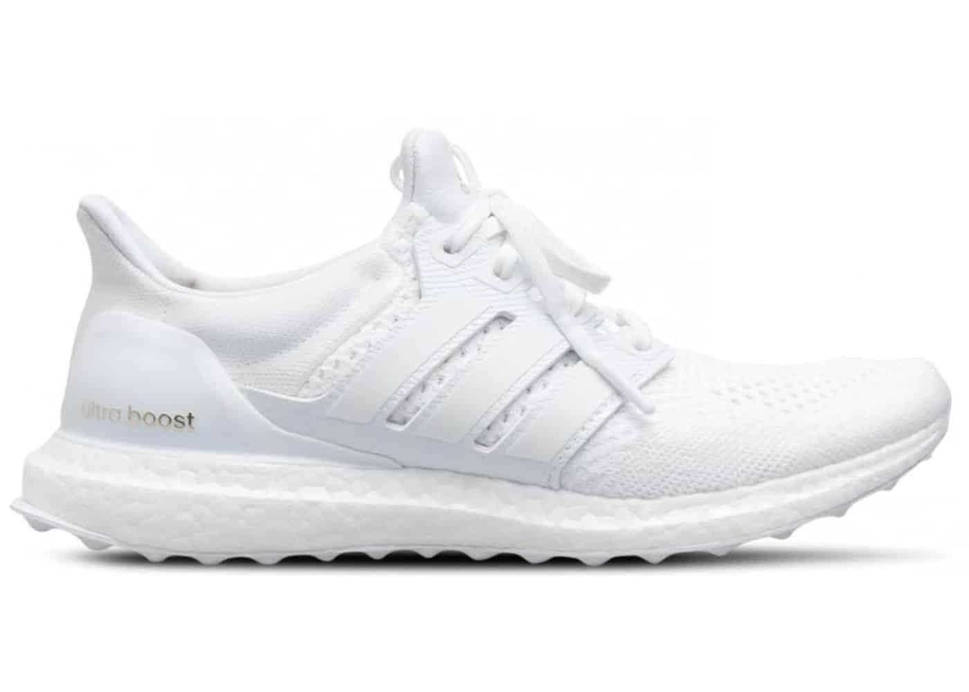 adidas UltraBOOST 1.0 « Triple White » un restock prévu BLOW
