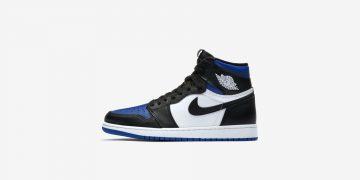 La Air Jordan 1 « Royal Toe » vedette sneakers de la semaine