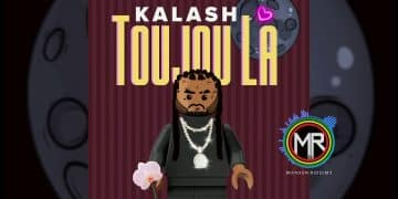 Kalash est « Toujou la » ! Diamond Rock