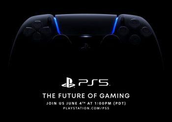 Sony annonce un événement PS5 pour le 4 juin