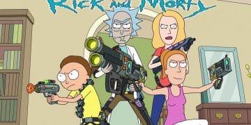 Rick and Morty saison 4 épisode 10