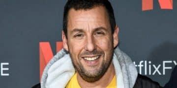 Hustle : Adam Sandler va jouer dans un film produit par LeBron James pour Netflix