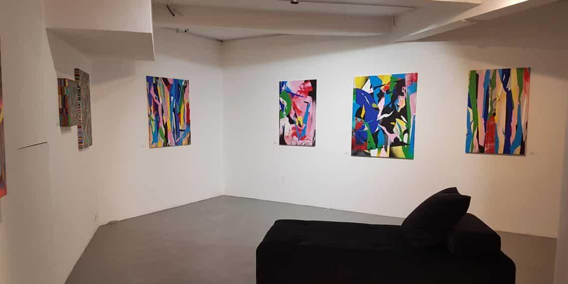 Un retour sur l'exposition «Temps Abstraits» de la galerie «ADDA & SARTO»