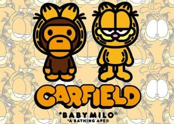 La collaboration Garfield x Baby Milo, disponible dès cette semaine