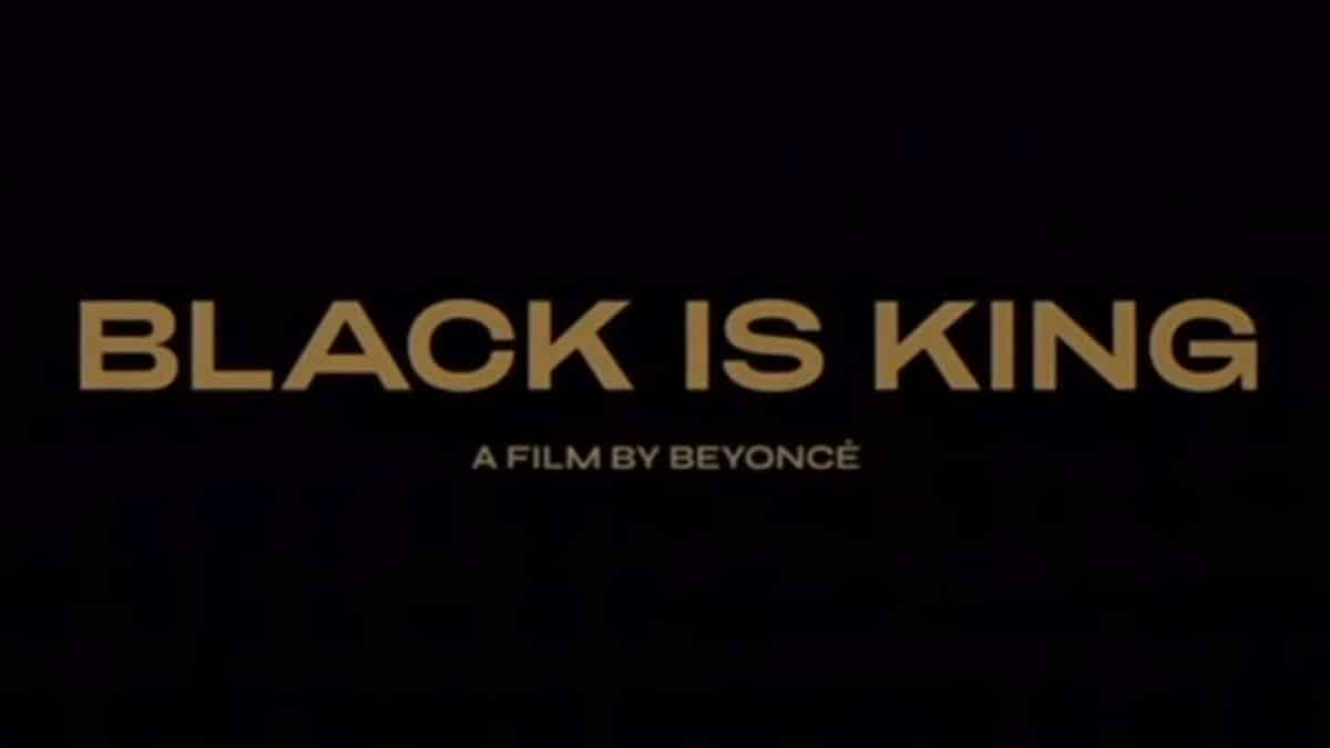 Beyoncé annonce un nouvel album visuel, 'Black is King'