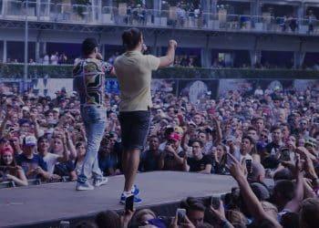 """""""Dans la légende"""" le célèbre concert de PNL diffusé sur Netflix"""
