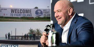 Un premier teaser de « Fight Island » révélé !