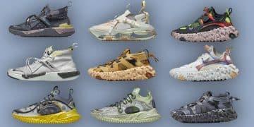 La ligne créatrice Nike ISPA présente les designs de sa nouvelle collection