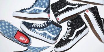 Vans x Supreme : leur nouvelle collection de baskets pour cet été