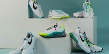 La collection Nike de cet été «Worldwide Pack»