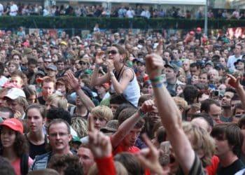 L'Angleterre organise le premier festival avec distanciation sociale