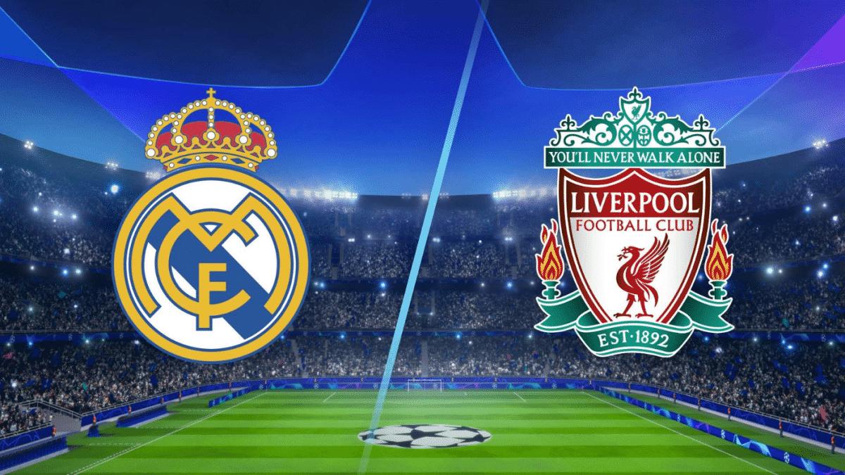 Real Madrid Liverpool 2021